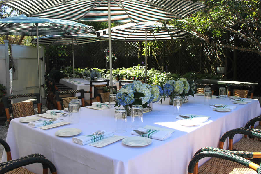 Ridgway Garden Party Table Setting